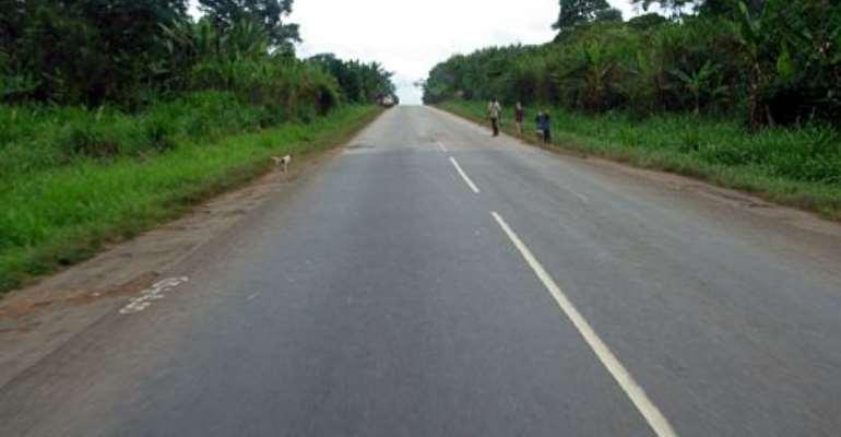 ¢132bn Blown On Shoddy Road